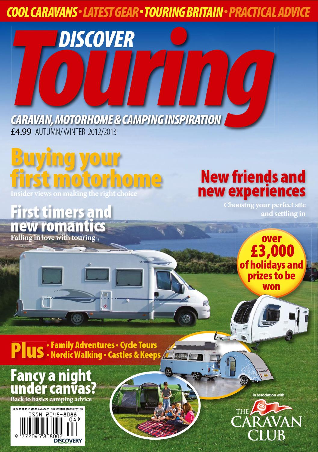 Discover Touring By Mark Galbraith Issuu 1988 Club Car Carryall Gas Electrical Problem