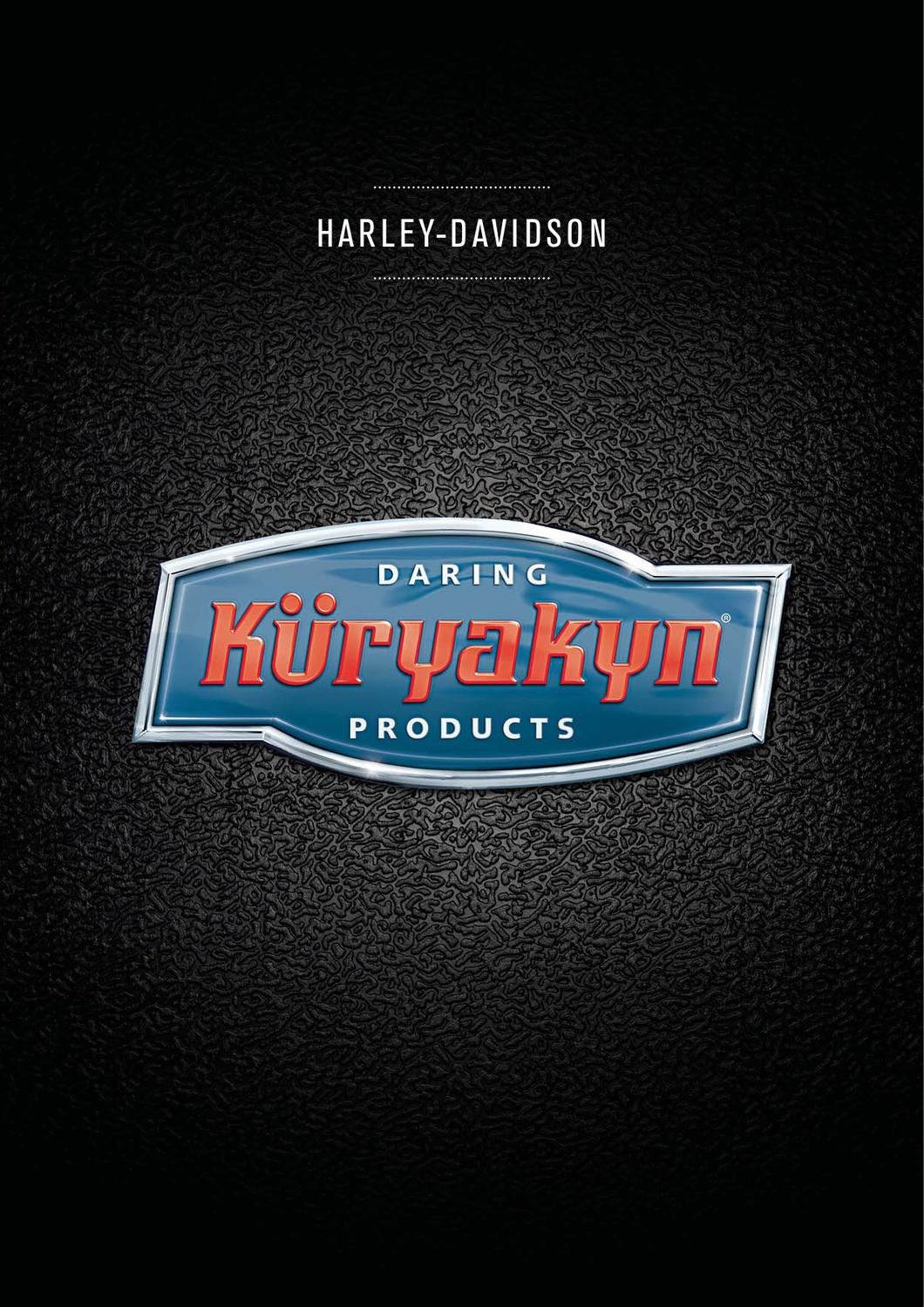 Kuryakyn Harley-Davidson by MAG Europe - issuu on