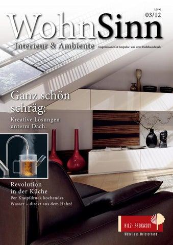 Hilz   Prokasky WohnSinn By TopaTeam GmbH   Issuu