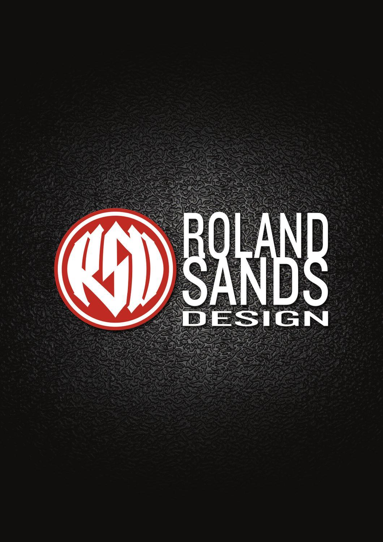 Roland Sands Design Tracker LED Fuel Indicator Gas Cap Black Ops 0210-2016-SMB
