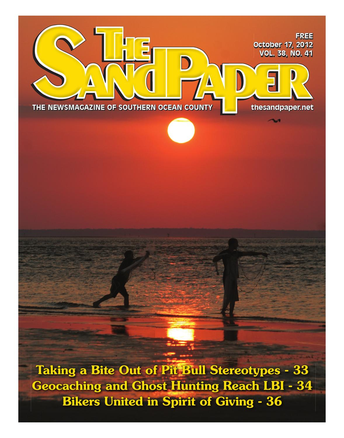 The SandPaper September 26 2012 Vol 38