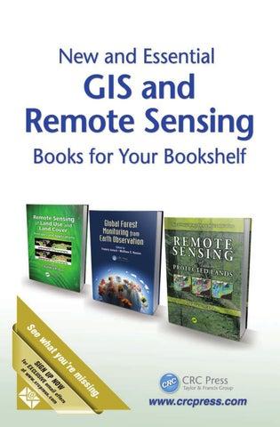 Gis And Remote Sensing Book
