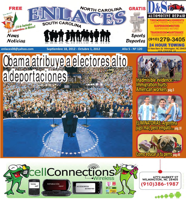 EDICION 120 by Periodico Enlaces - issuu b90a63562ad1