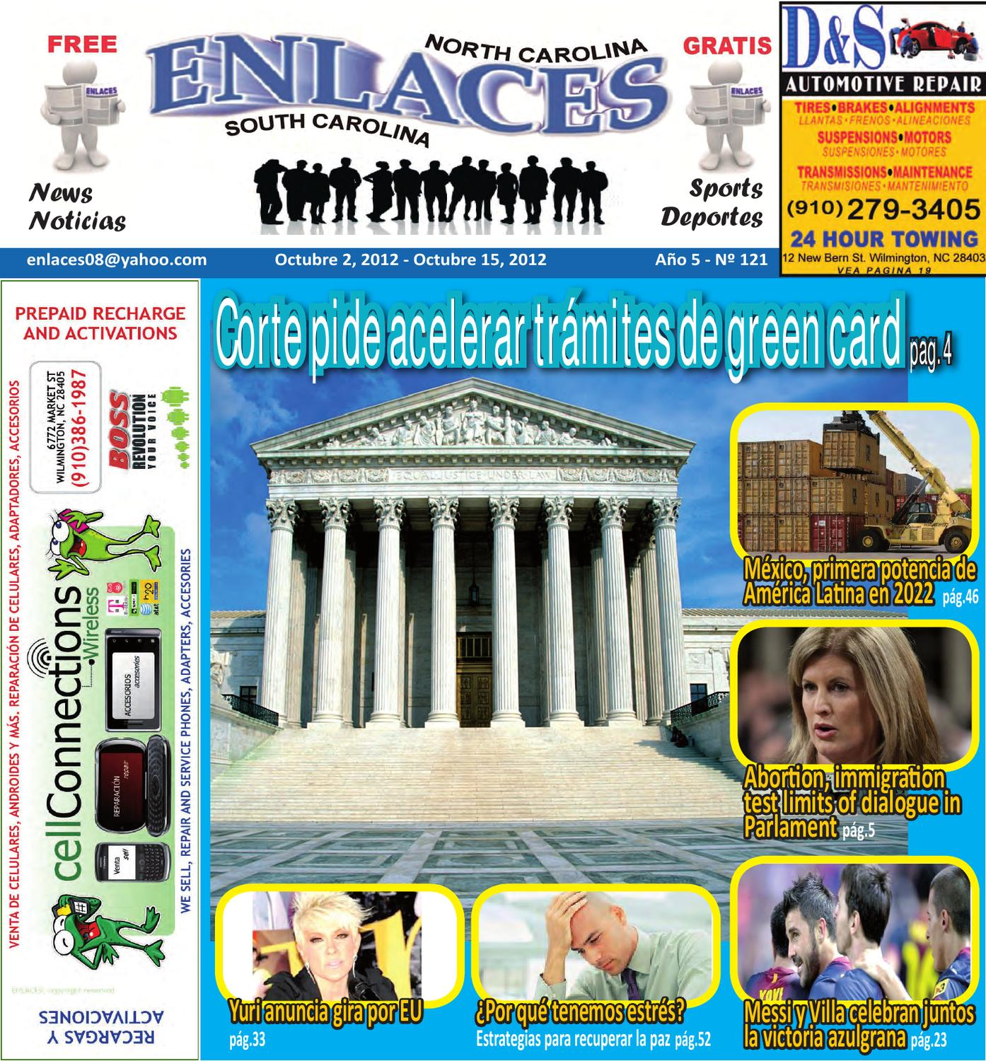 EDICION 122 by Periodico Enlaces - issuu