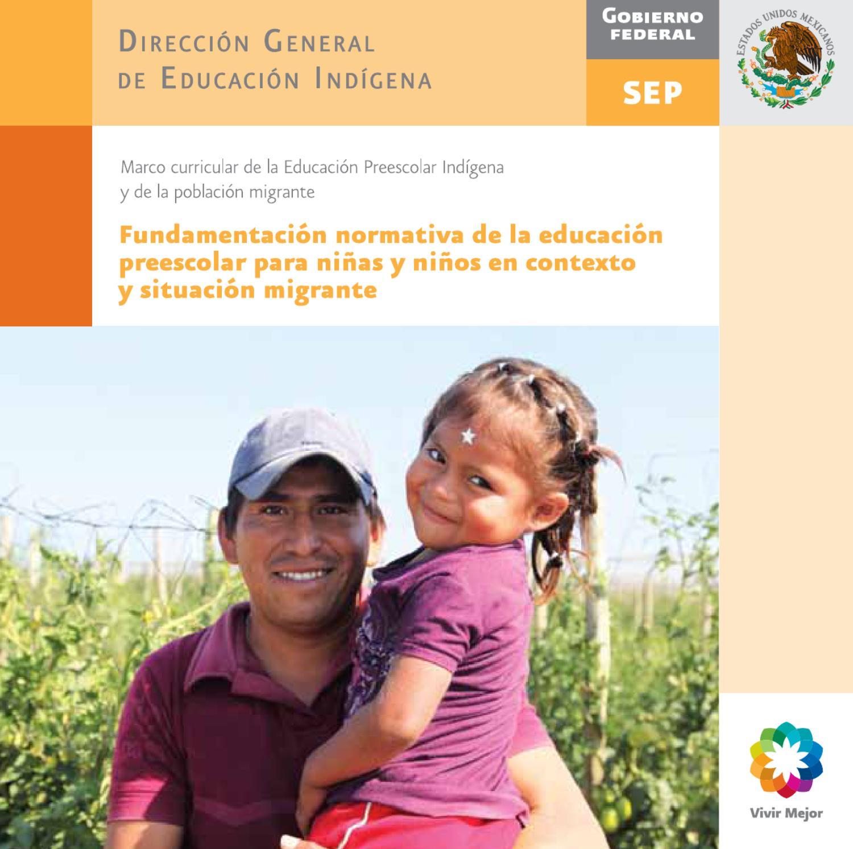 Marco curricular migrante by dgei indigena issuu for Programa curricular de educacion inicial