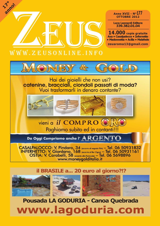 177 ZEUS by ZEUS - Mensile di informazione X Municipio