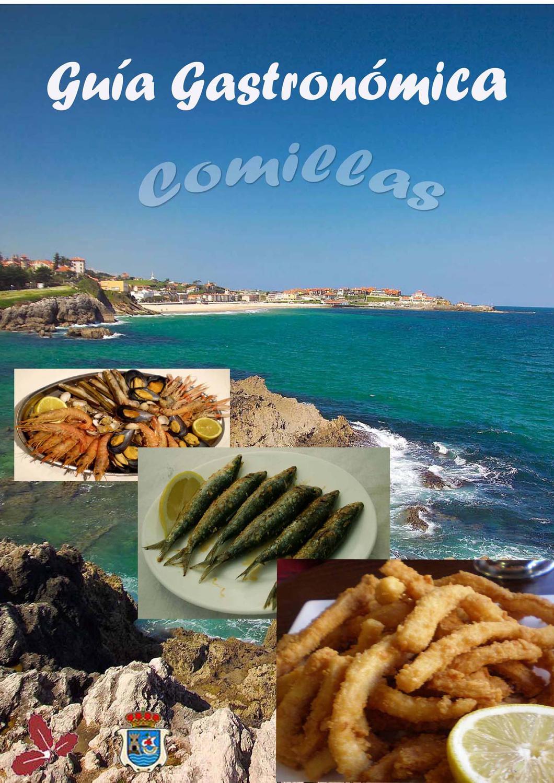 Gu a de restaurantes comillas by comillas turismo issuu for Oficina de turismo de comillas