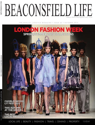 28f2d2be02b2 Beaconsfield Life Magazine October 2012 by Fish Media Group Ltd - issuu