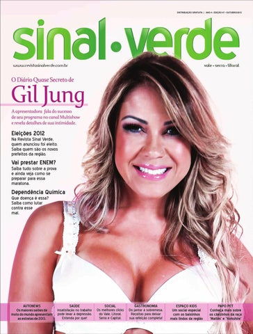 a3d0901de403a Revista Sinal Verde by Sinal Verde - issuu