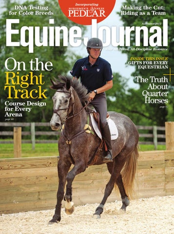 0bd45f0852f Equine Journal (November 2012) by Equine Journal - issuu