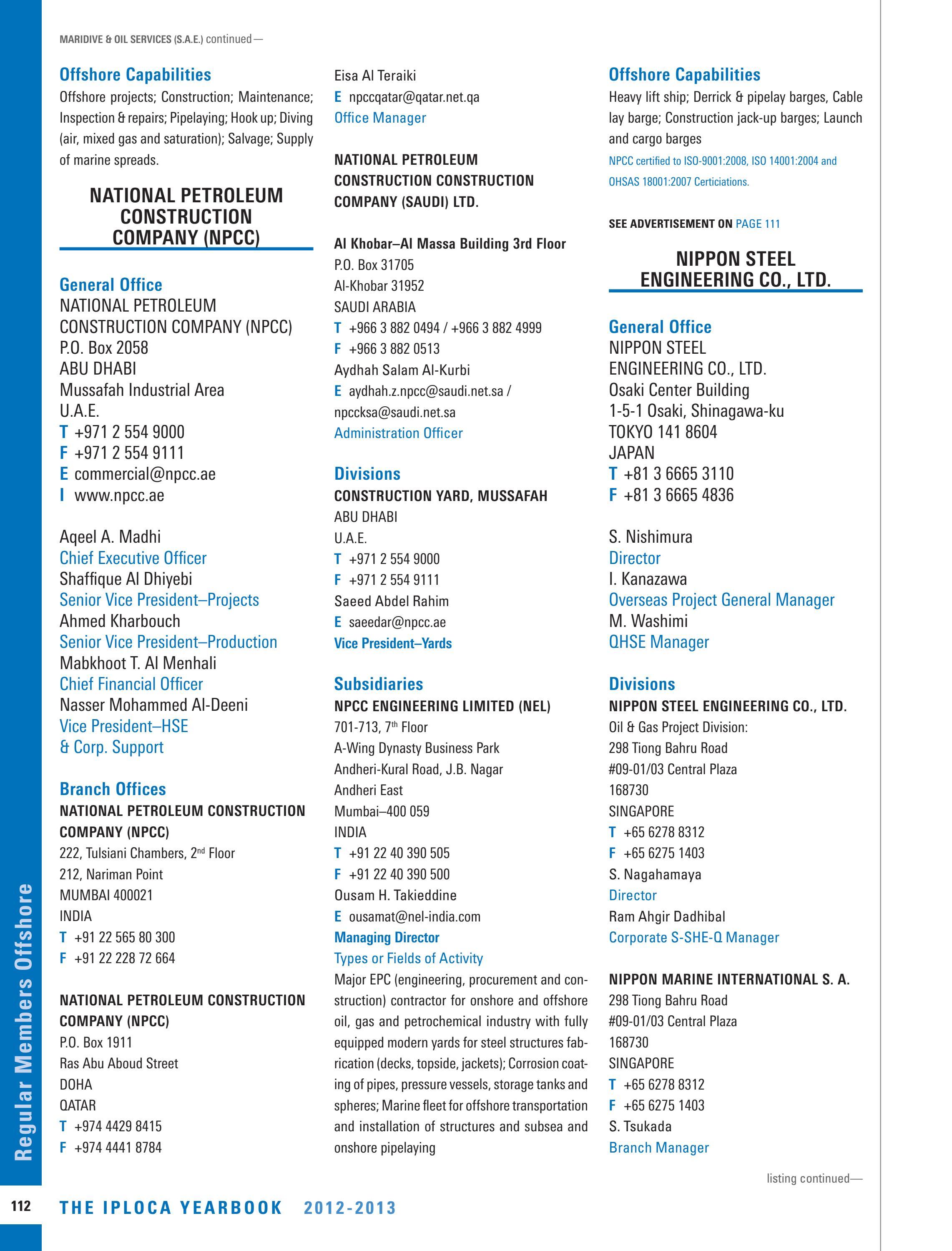 IPLOCA Yearbook 2012-2013 by Pedemex BV - issuu