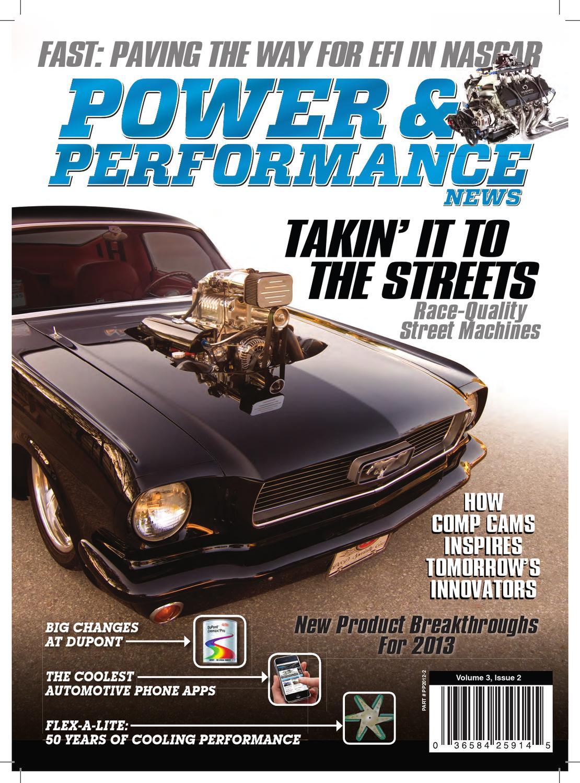 Power Performance News Fall 2012 By Xceleration Media Issuu Hp Tecumseh Engine Diagrams Car Tuning