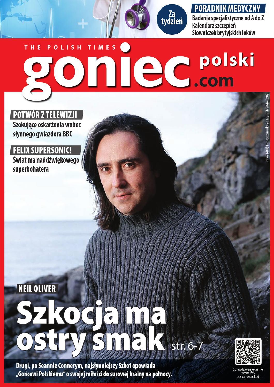 1c94a159b2 Goniec Polski 448 – Szkocja ma ostry smak by Goniec Polski - issuu