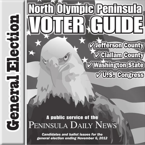 How do you get a Washington State voter's guide?