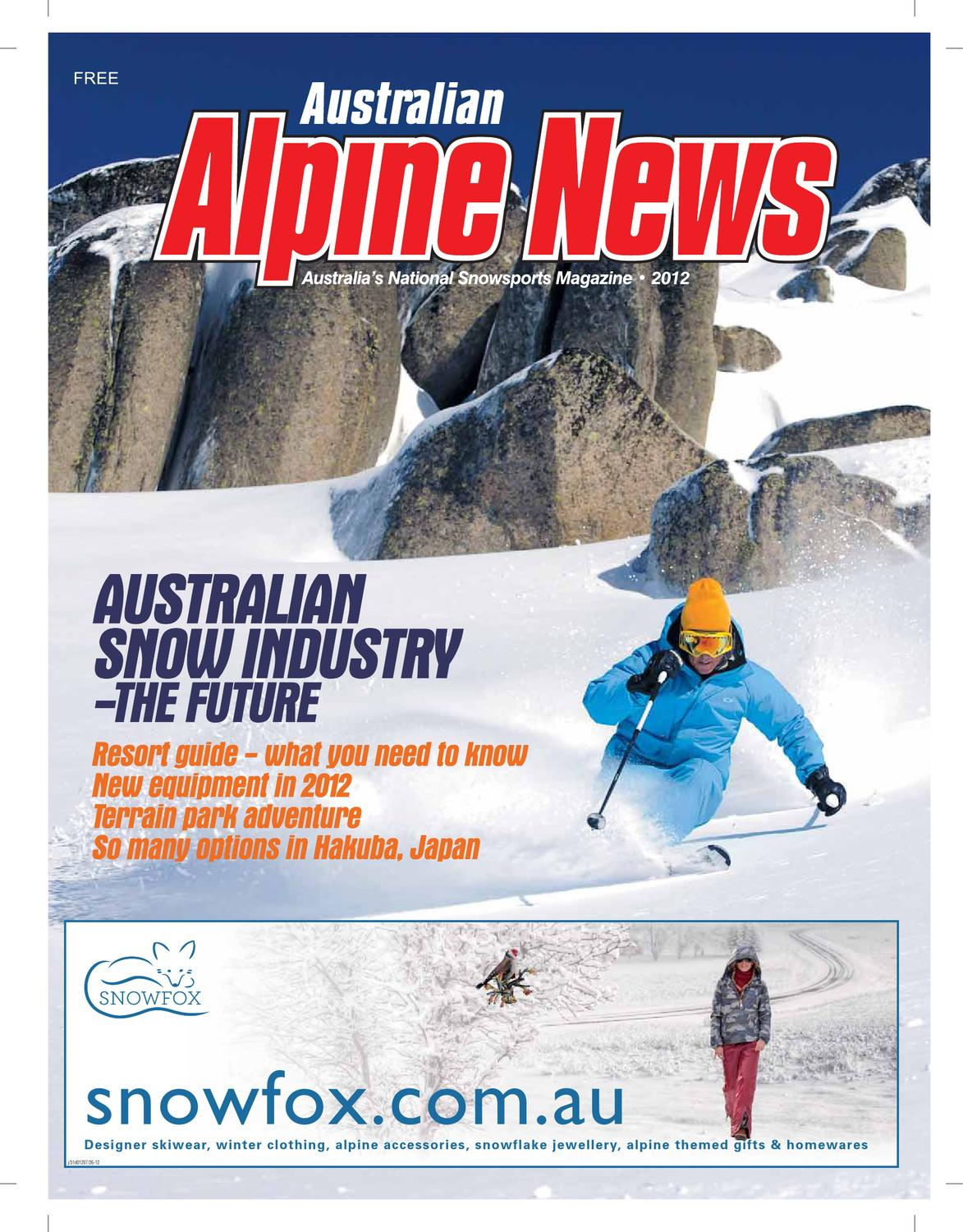 Australian Alpine News By Provincial Press Group Issuu