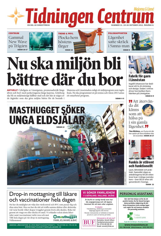 Gran Daniel Johansson, Skepparegngen 26, Gteborg - Hitta