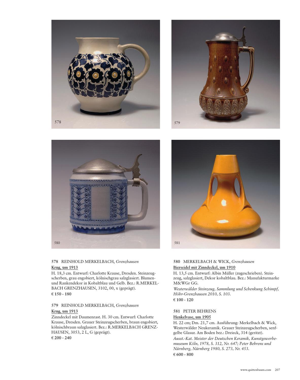 Auction 105A - Catalogue - Quittenbaum Art Auctions by Quittenbaum ...
