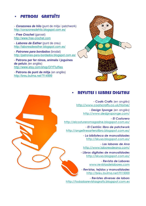 Labors, llibres i recursos a internet by Biblioteca Guinardó-Mercè ...