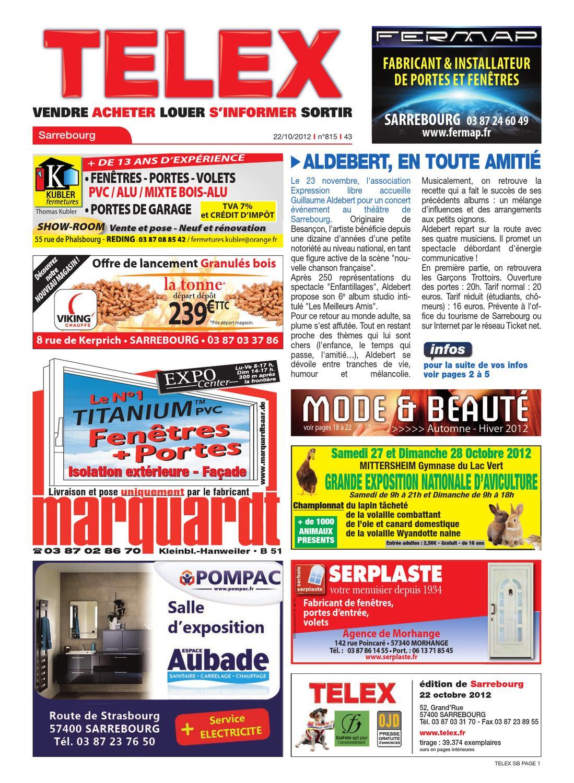 4312 sarrebourg by Claude Vervin - issuu 62e752c2dc71