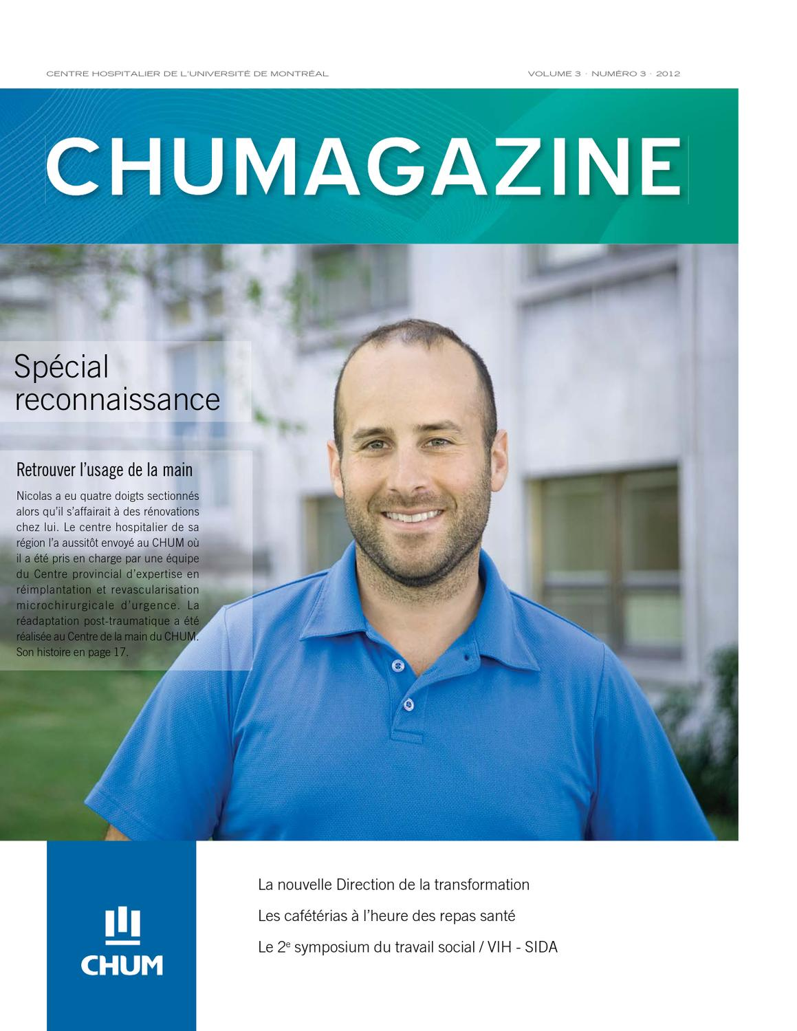CHUMagazine Volume 3 numéro 3 by CHUM - issuu
