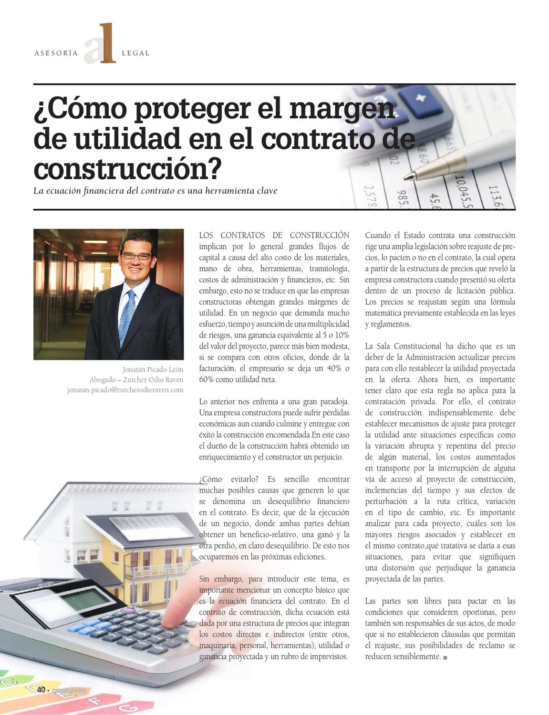 Construcción 164 By Cámara Costarricense De La Construcción