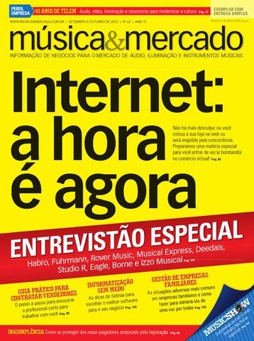 7f21f9d677c Música   Mercado  62 PT by Dawis Roos - issuu