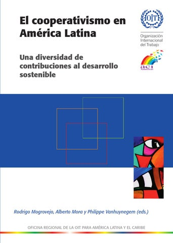 El Cooperativismo En América Latina Una Diversidad De