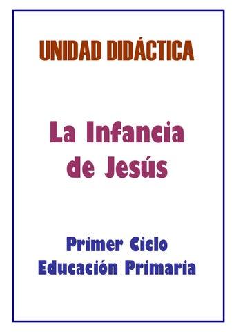 LA INFANCIA DE JESÚS DE NAZARET by Díaz Álvarez - issuu