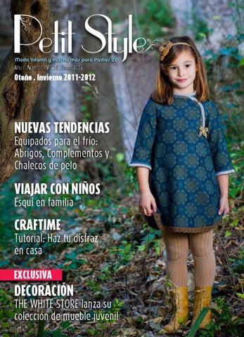 618030d45 Moda Infantil y mucho más para Padres 2.0 Año I . Núm 0 . PVP 2€ . Enero  2012
