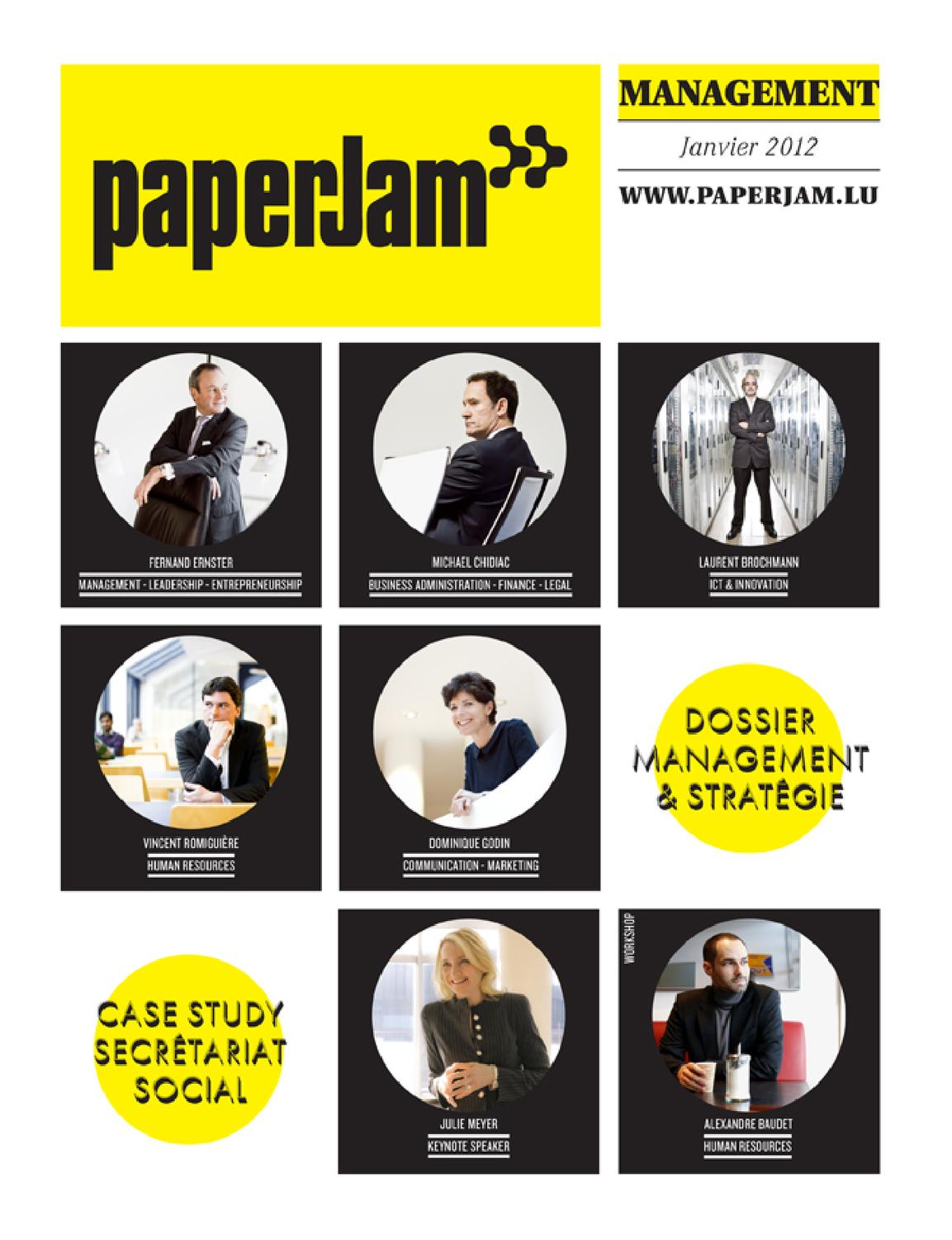 paperJam management janvier 2012 by Maison Moderne - issuu 39f7c688aa18