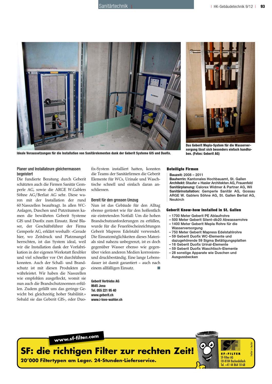 hk gt 2012 09 by az fachverlage ag issuu. Black Bedroom Furniture Sets. Home Design Ideas
