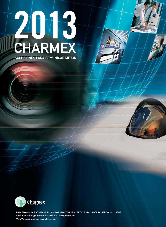 Catálogo General Charmex 2013 by Charmex Internacional, SA - issuu