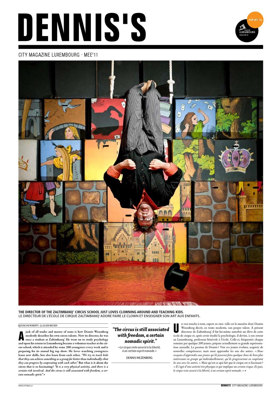 987a8cae1bd6 City Mag 05-2011 by Maison Moderne - issuu
