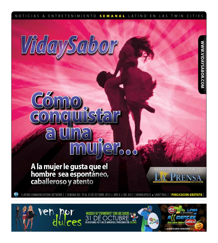 Vida y Sabor - 432 by Latino Communications Network LLC - issuu