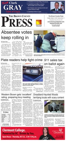 The brown county press october 21 2012 by clermont sun publishing page 1 fandeluxe Images