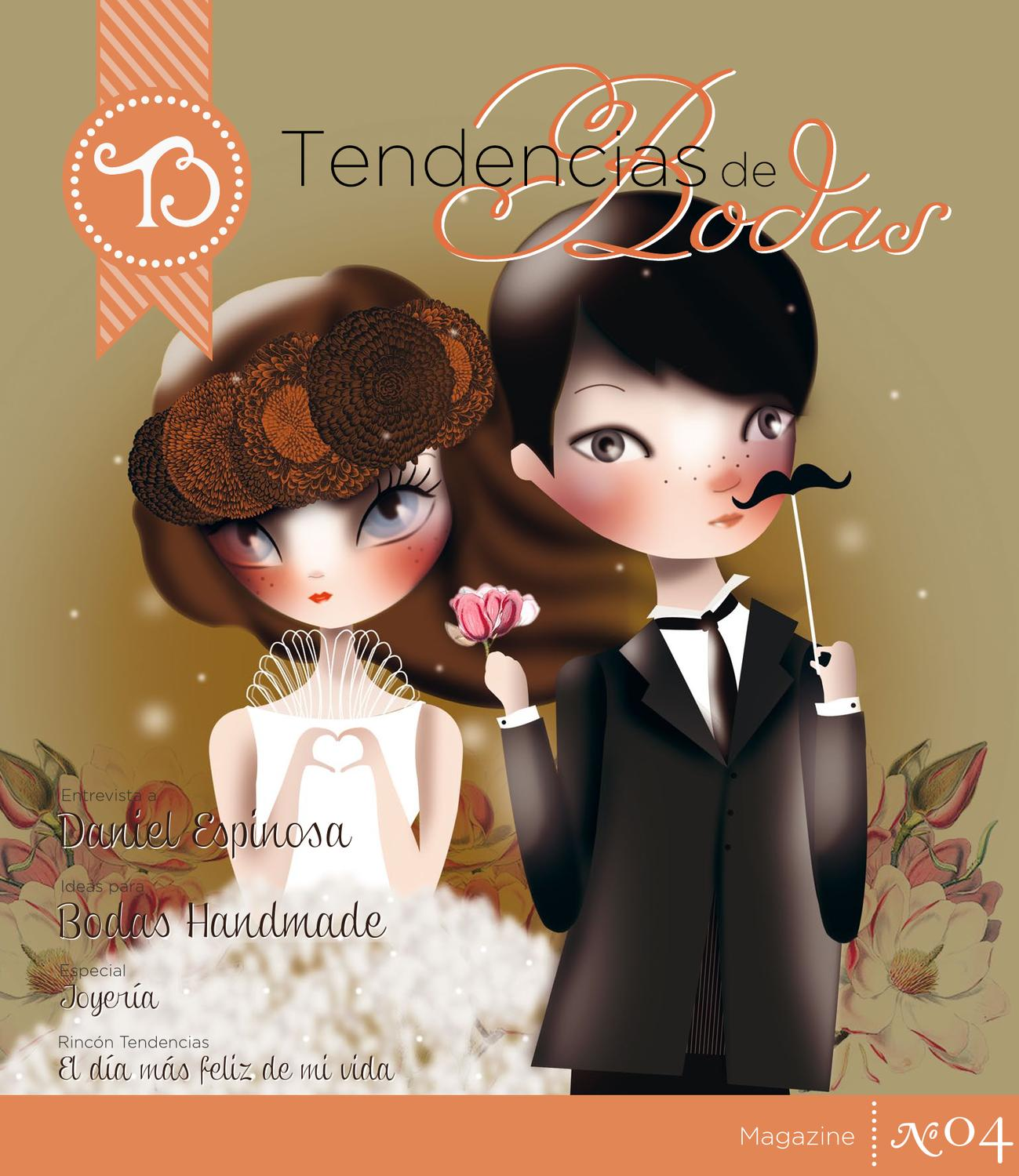 5e3b31ffb880 Nº04 Tendencias de Bodas Magazine (Oct'12) by Tendencias de Bodas ...