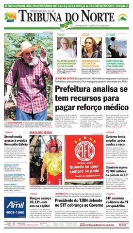 8945d47a3 Tribuna do Norte - 23/10/2012 by Empresa Jornalística Tribuna do ...