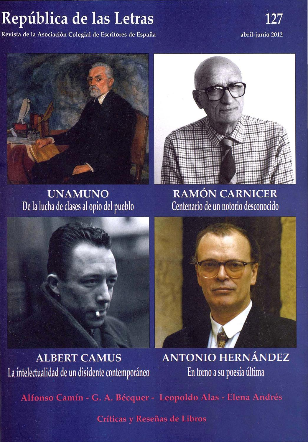 REVISTA 127 by ANDRES SOREL - issuu
