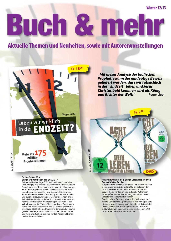 Buch & Mehr Winter 12-13 by La Maison de la Bible - issuu