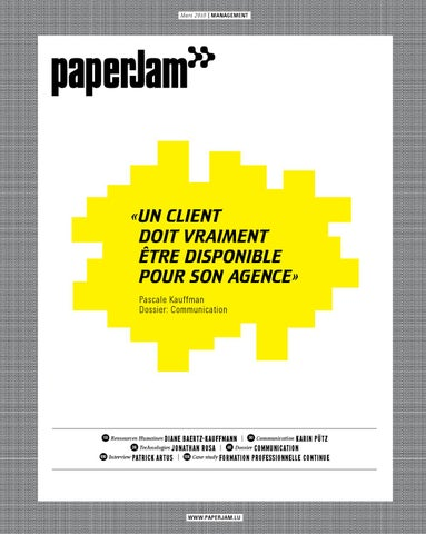 paperJam management mars 2010 by Maison Moderne - issuu b1a5c6cbad60