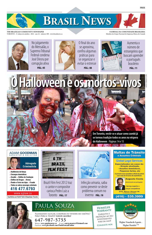 Cantor Todo Tatuado Brasileiro brasilnews 2 ed outubro de 2012portal brasil news - issuu