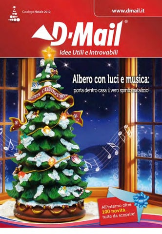 D mail natale 2012 it by venro direct srl issuu for Dmail natale