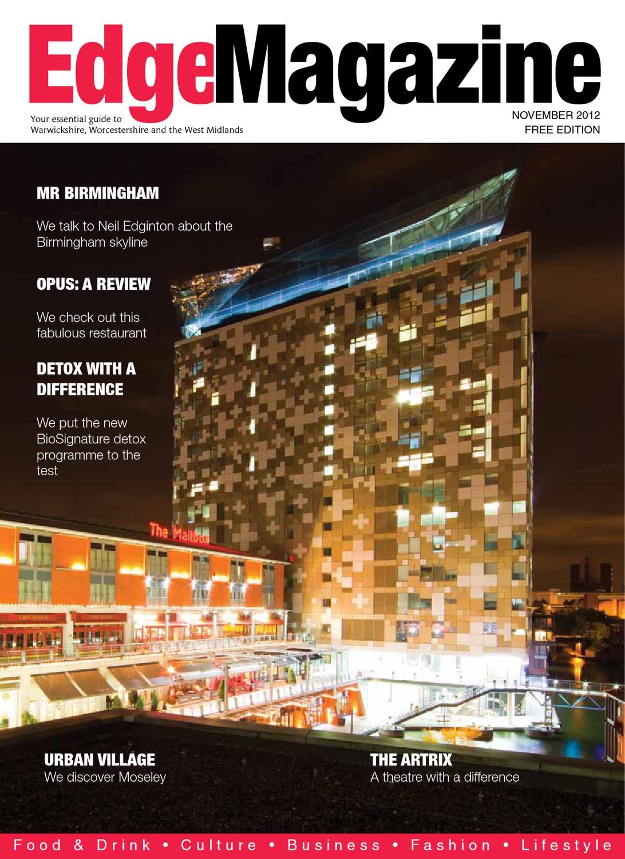Edge Magazine - November Edition by MLP Publishing Ltd - issuu