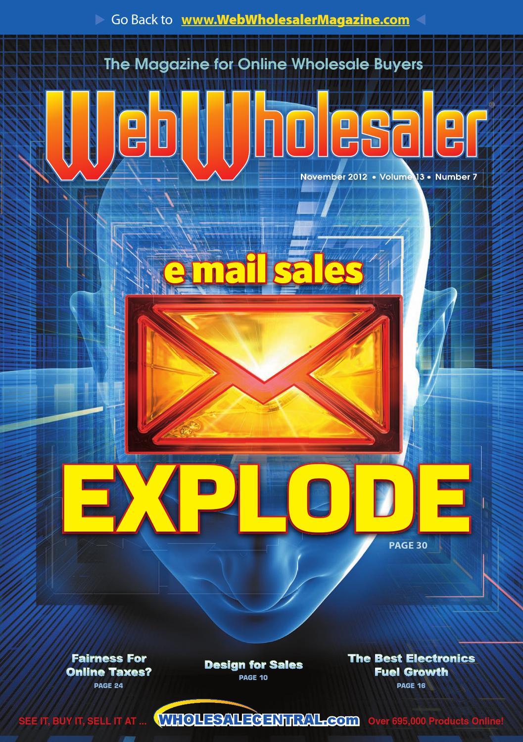 a09f818f Web Wholesaler 11-12 by Sumner Communications - issuu