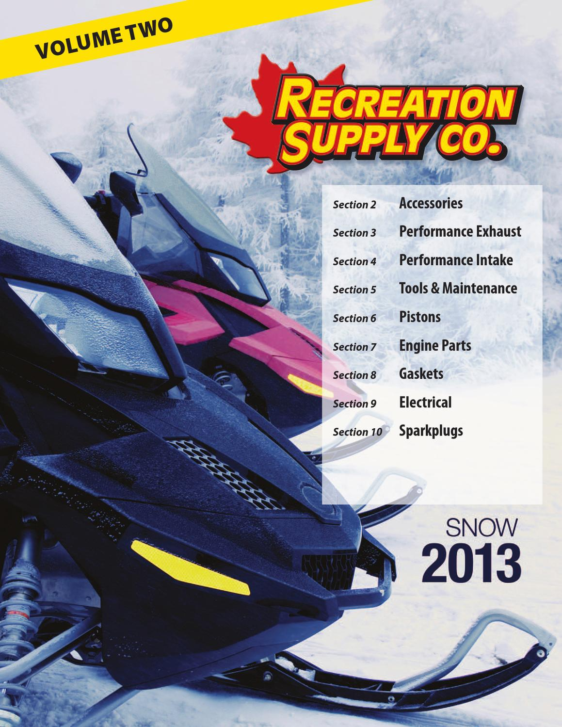 2 – 2013 Snow Catalog by Recreation Supply Co. - issuu