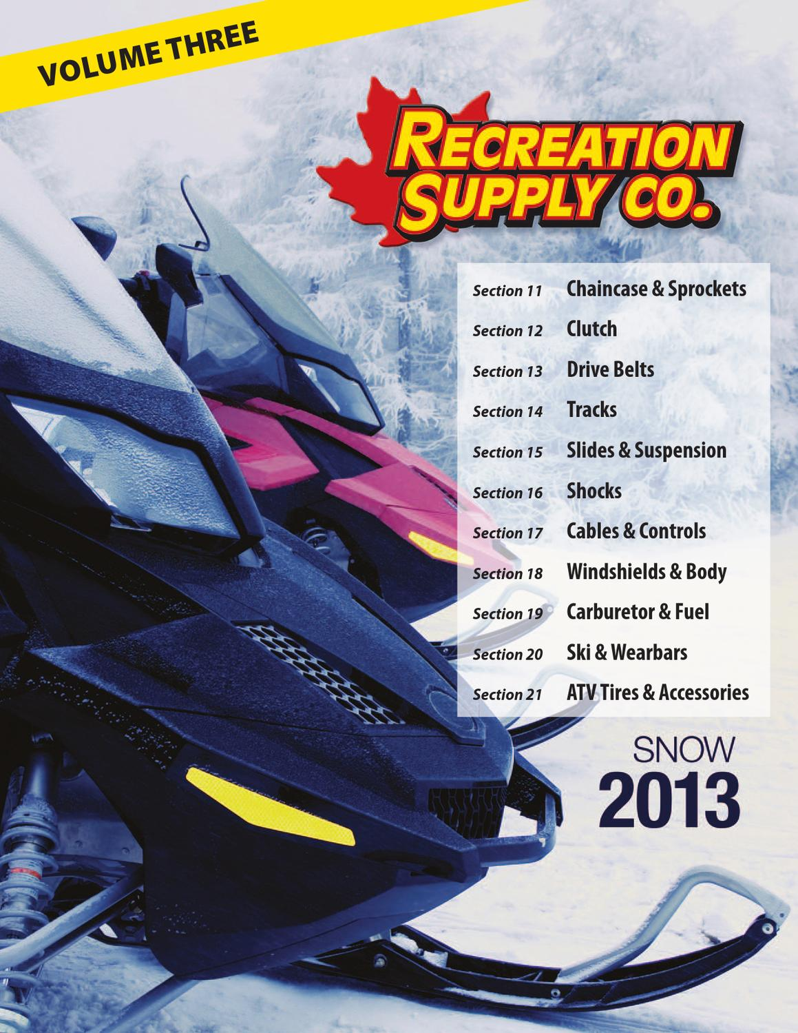 3 – 2013 Snow Catalog by Recreation Supply Co. - issuu