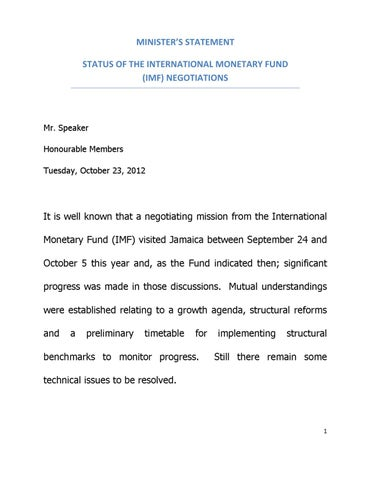 Minister phillips statement to parliament re imf by dig jamaica ministerx20acx2122s statement status of the international monetary fund imf negotiations spiritdancerdesigns Image collections
