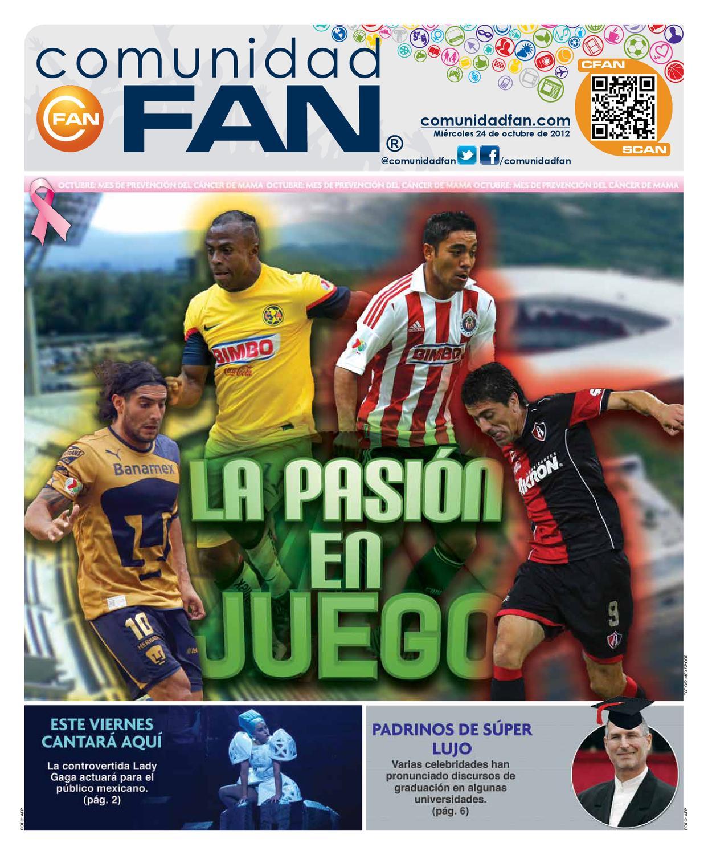 Periodico Cfan 47 By Comunidad Fan Issuu