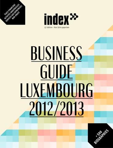 Index 2012 by Maison Moderne issuu
