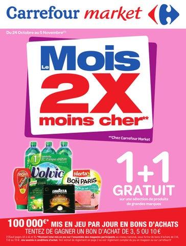 Carrefour Market Catalogue 24 Octobre 2012 By